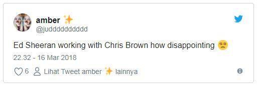 Kendall Jenner và Ed Sheeran cùng ăn chửi vì xuất hiện trong MV của Chris Brown - Ảnh 7.