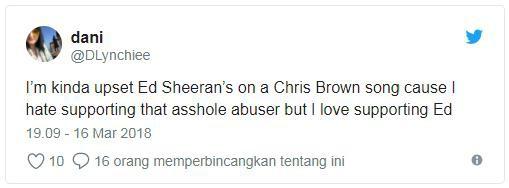 Kendall Jenner và Ed Sheeran cùng ăn chửi vì xuất hiện trong MV của Chris Brown - Ảnh 8.
