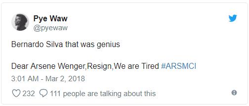Fan Arsenal đòi Wenger từ chức ngay lập tức sau 2 trận thua muối mặt trước Man City - Ảnh 13.