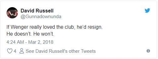 Fan Arsenal đòi Wenger từ chức ngay lập tức sau 2 trận thua muối mặt trước Man City - Ảnh 14.