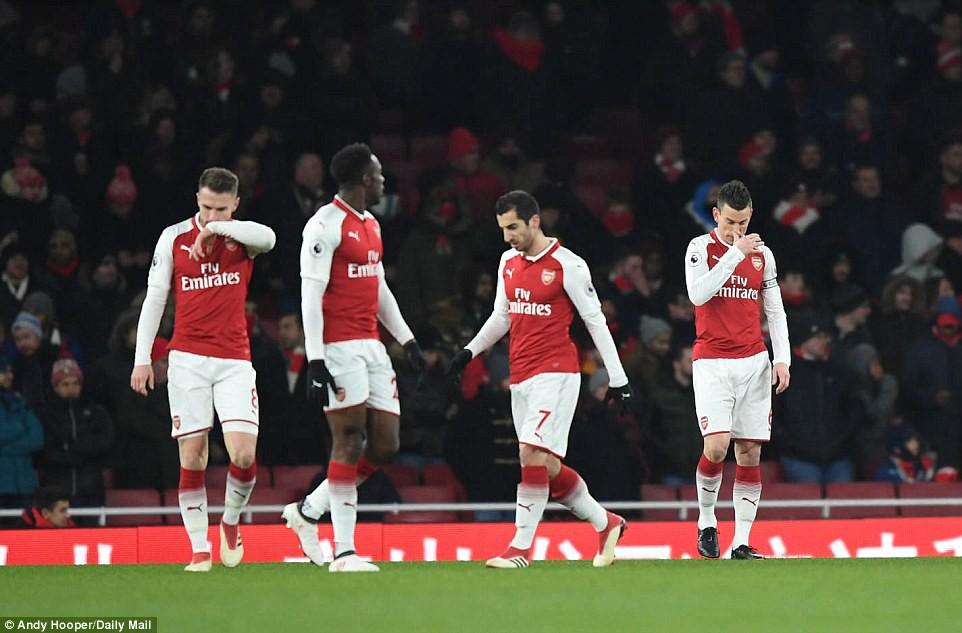 Arsenal thua thảm Man City 2 lần trong vòng 4 ngày - Ảnh 19.