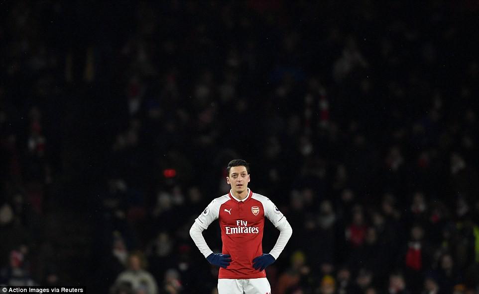Arsenal thua thảm Man City 2 lần trong vòng 4 ngày - Ảnh 16.