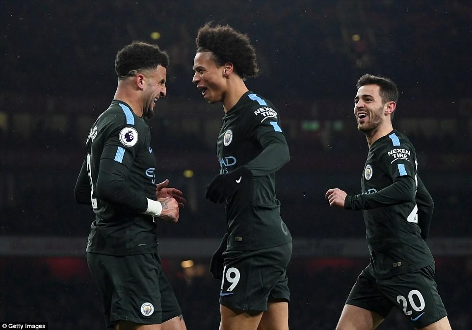 Arsenal thua thảm Man City 2 lần trong vòng 4 ngày - Ảnh 11.