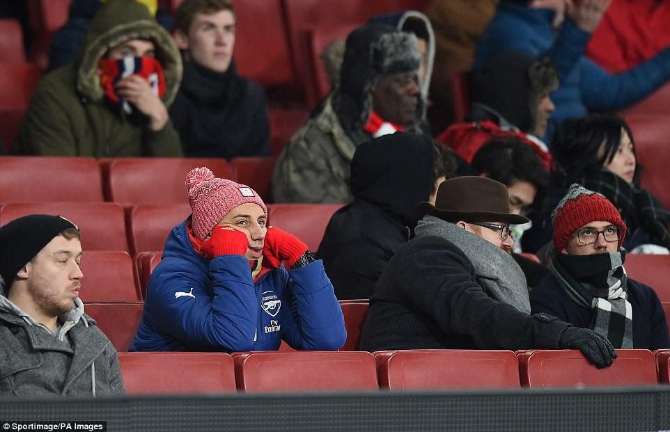 Arsenal thua thảm Man City 2 lần trong vòng 4 ngày - Ảnh 12.