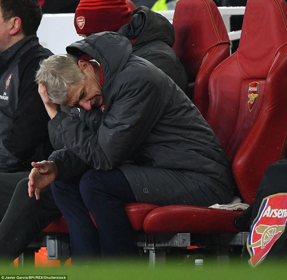 Arsenal thua thảm Man City 2 lần trong vòng 4 ngày - Ảnh 7.