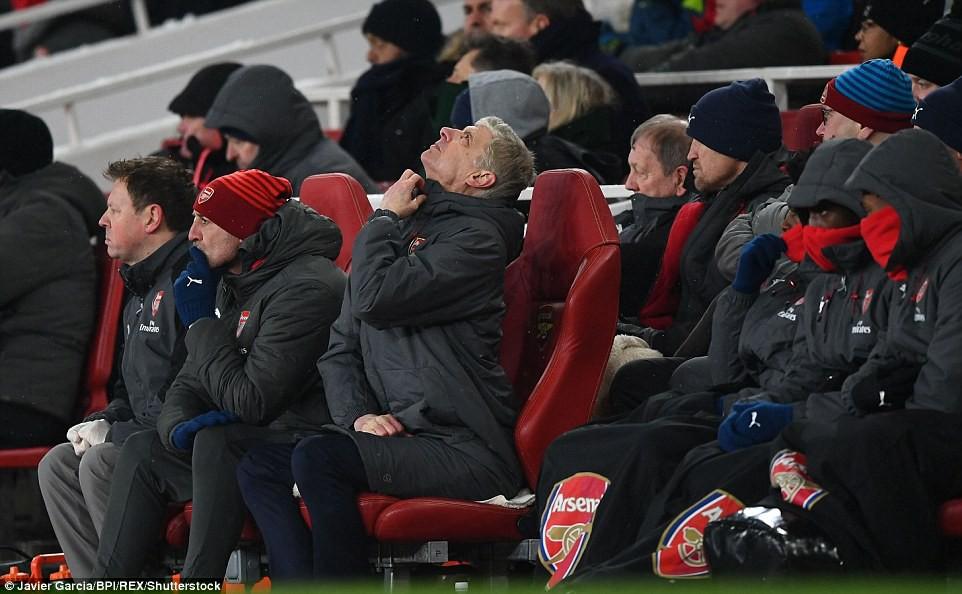 Arsenal thua thảm Man City 2 lần trong vòng 4 ngày - Ảnh 13.