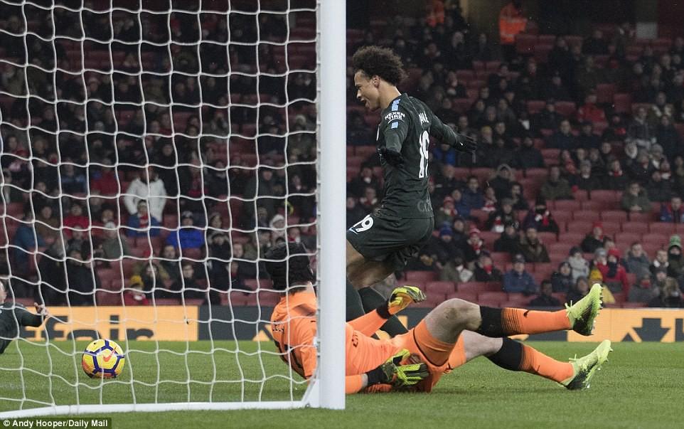 Arsenal thua thảm Man City 2 lần trong vòng 4 ngày - Ảnh 10.