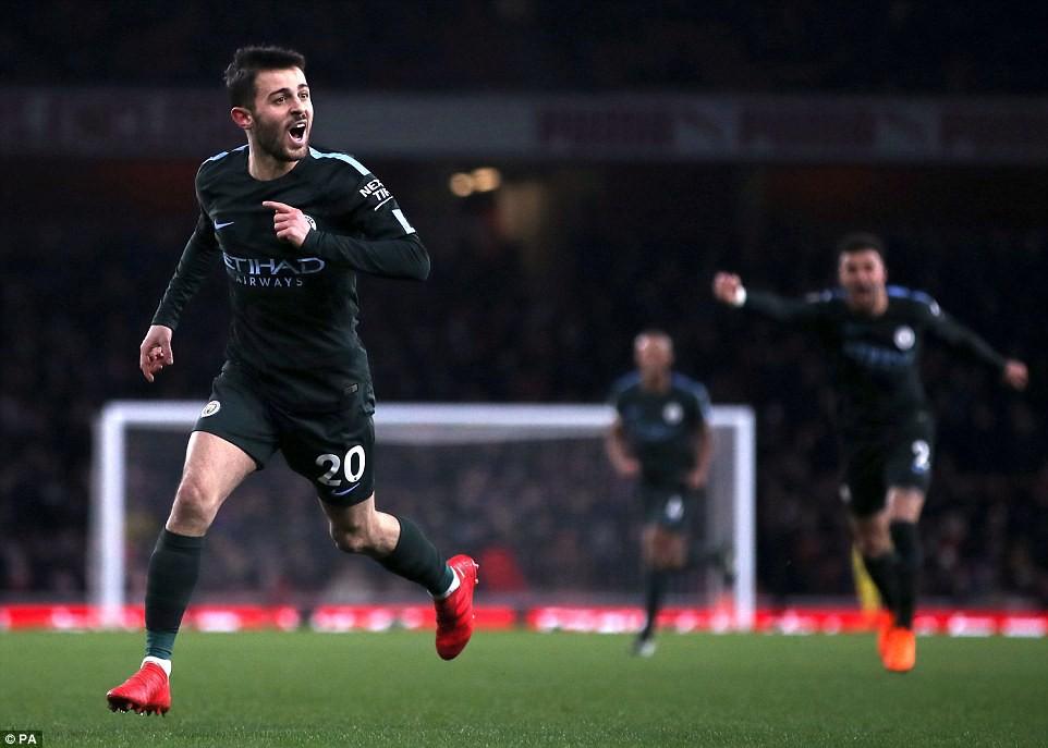Arsenal thua thảm Man City 2 lần trong vòng 4 ngày - Ảnh 6.