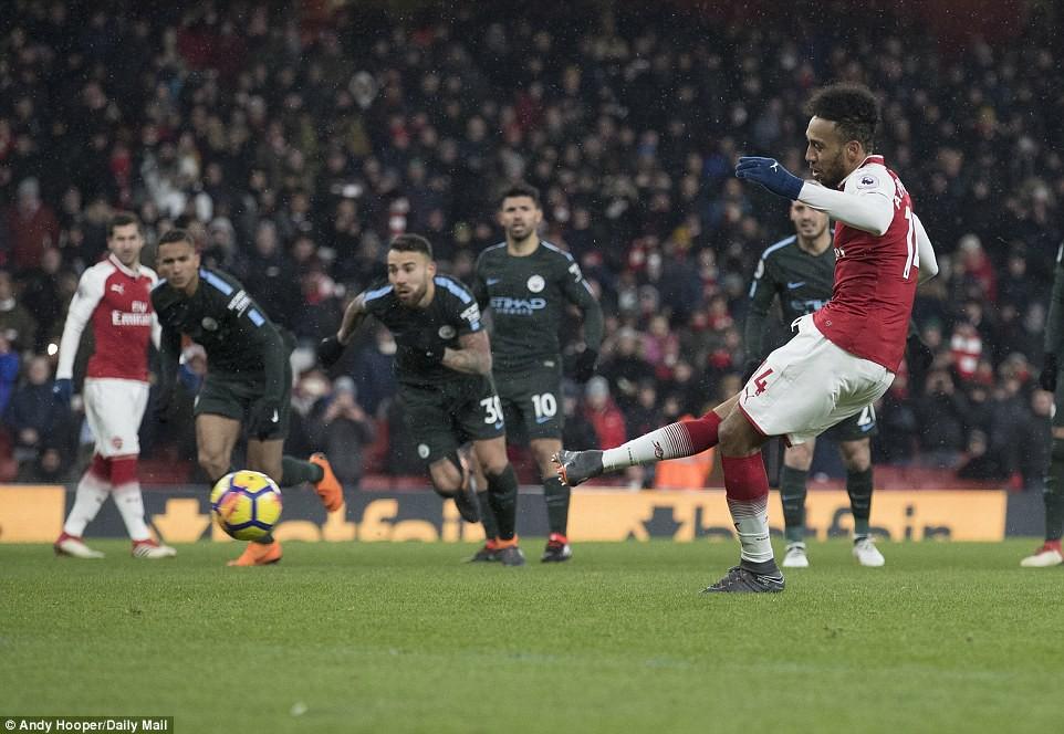 Arsenal thua thảm Man City 2 lần trong vòng 4 ngày - Ảnh 15.