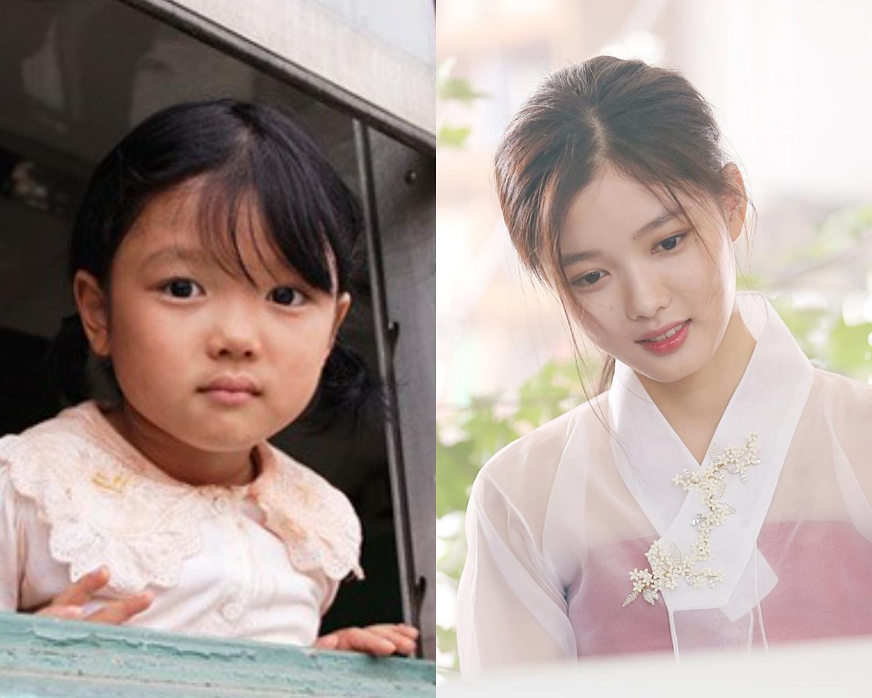 2 nữ thần nhí một thời Kim Yoo Jung và Kim So Hyun dậy thì: Quá xuất sắc, đẹp đến mức khó chọn ai nhỉnh hơn - Ảnh 14.