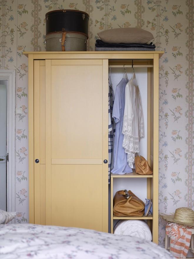 4 kiểu tủ quần áo vô cùng phong cách và tiện lợi