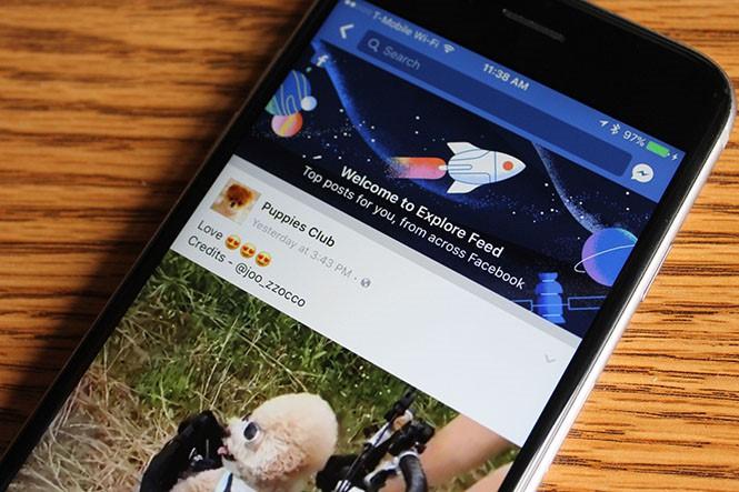 Facebook nản chí: Sẽ không có News Feed thứ 2 nữa, chỉ giữ một cái như trước thôi! - Ảnh 1.
