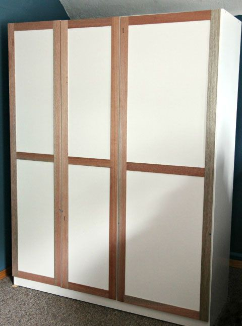 4 kiểu tủ quần áo vô cùng phong cách và tiện lợi cho ngôi nhà của bạn - Ảnh 12.