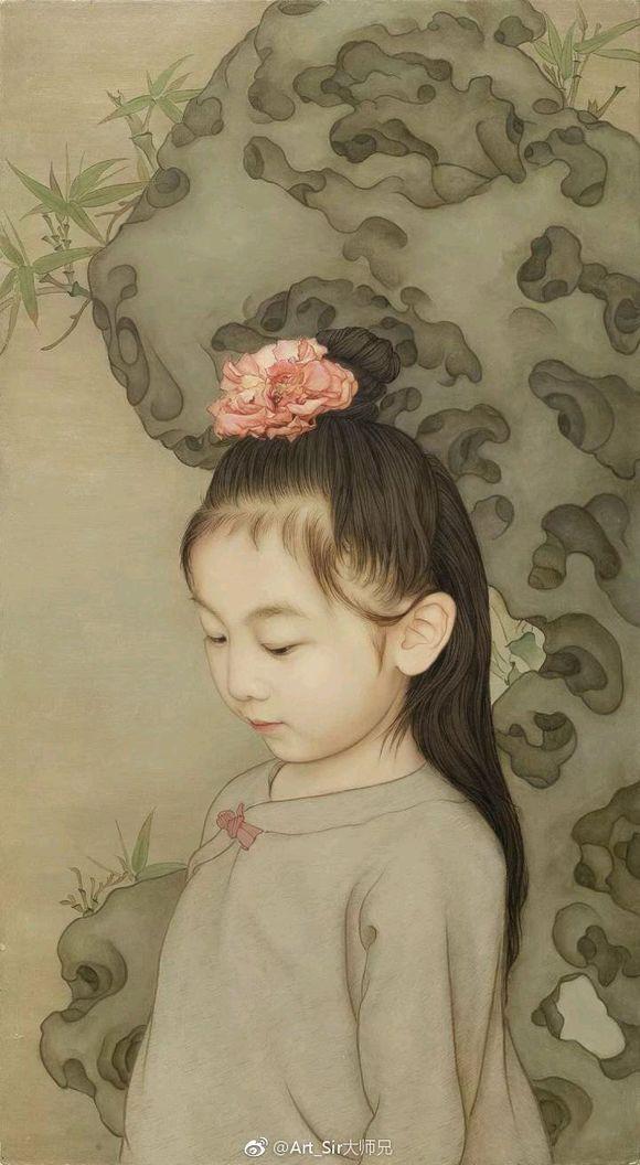 Ông bố biến con gái thành tiểu tiên nữ cổ trang trong tranh khiến nhiều người nể phục - Ảnh 12.