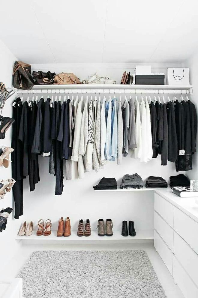 4 kiểu tủ quần áo vô cùng phong cách và tiện lợi cho ngôi nhà của bạn - Ảnh 13.