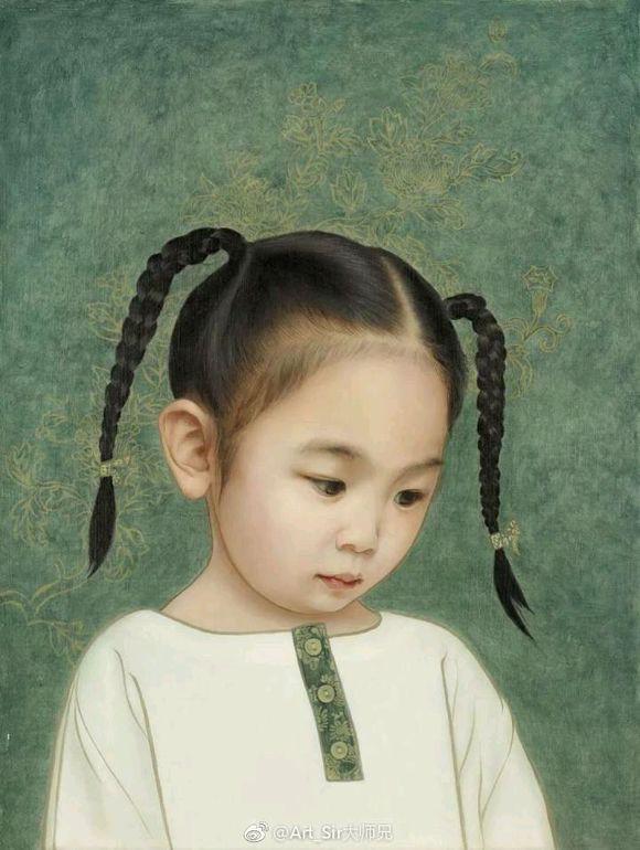 Ông bố biến con gái thành tiểu tiên nữ cổ trang trong tranh khiến nhiều người nể phục - Ảnh 13.