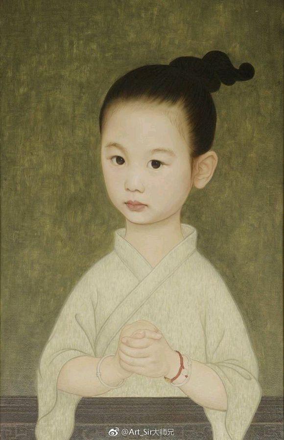 Ông bố biến con gái thành tiểu tiên nữ cổ trang trong tranh khiến nhiều người nể phục - Ảnh 14.