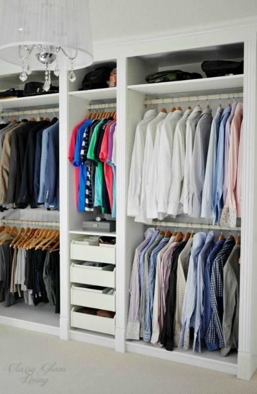 4 kiểu tủ quần áo vô cùng phong cách và tiện lợi cho ngôi nhà của bạn - Ảnh 15.