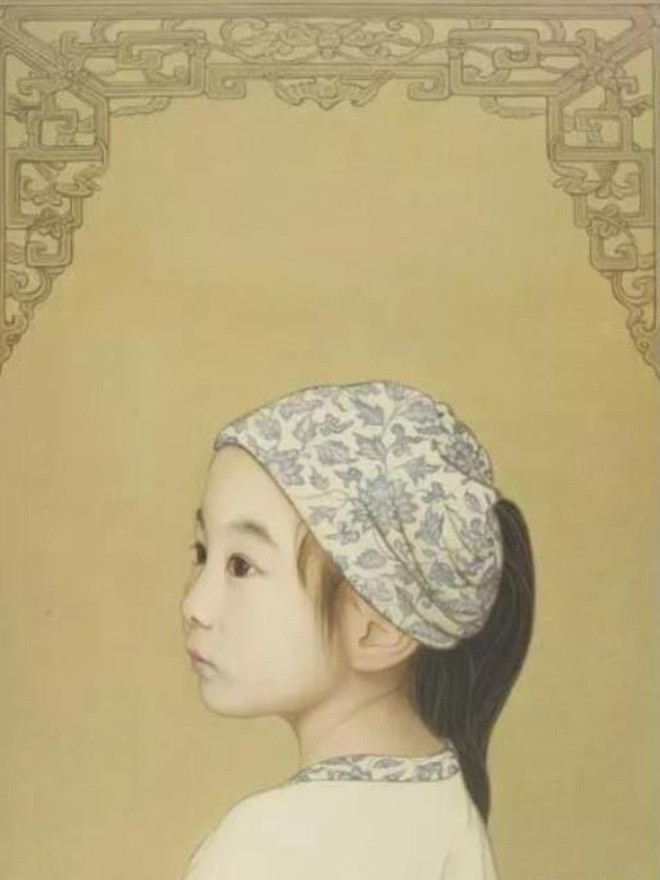 Ông bố biến con gái thành tiểu tiên nữ cổ trang trong tranh khiến nhiều người nể phục - Ảnh 15.