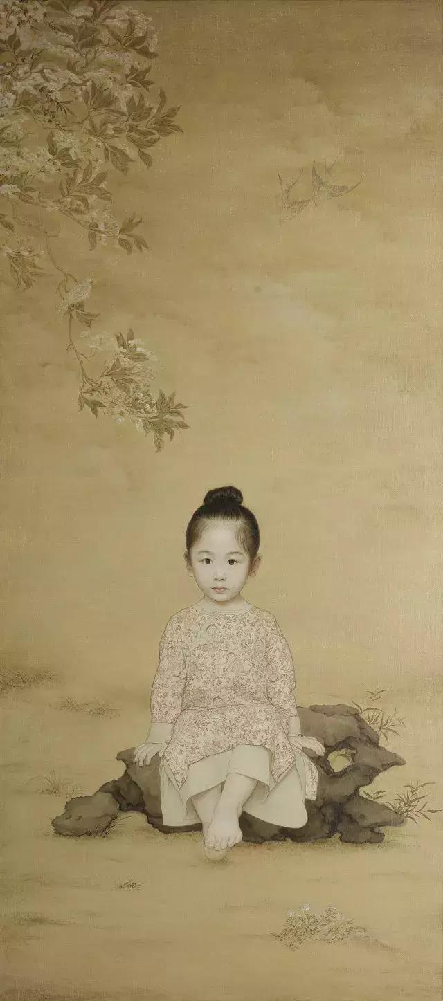 Ông bố biến con gái thành tiểu tiên nữ cổ trang trong tranh khiến nhiều người nể phục - Ảnh 16.