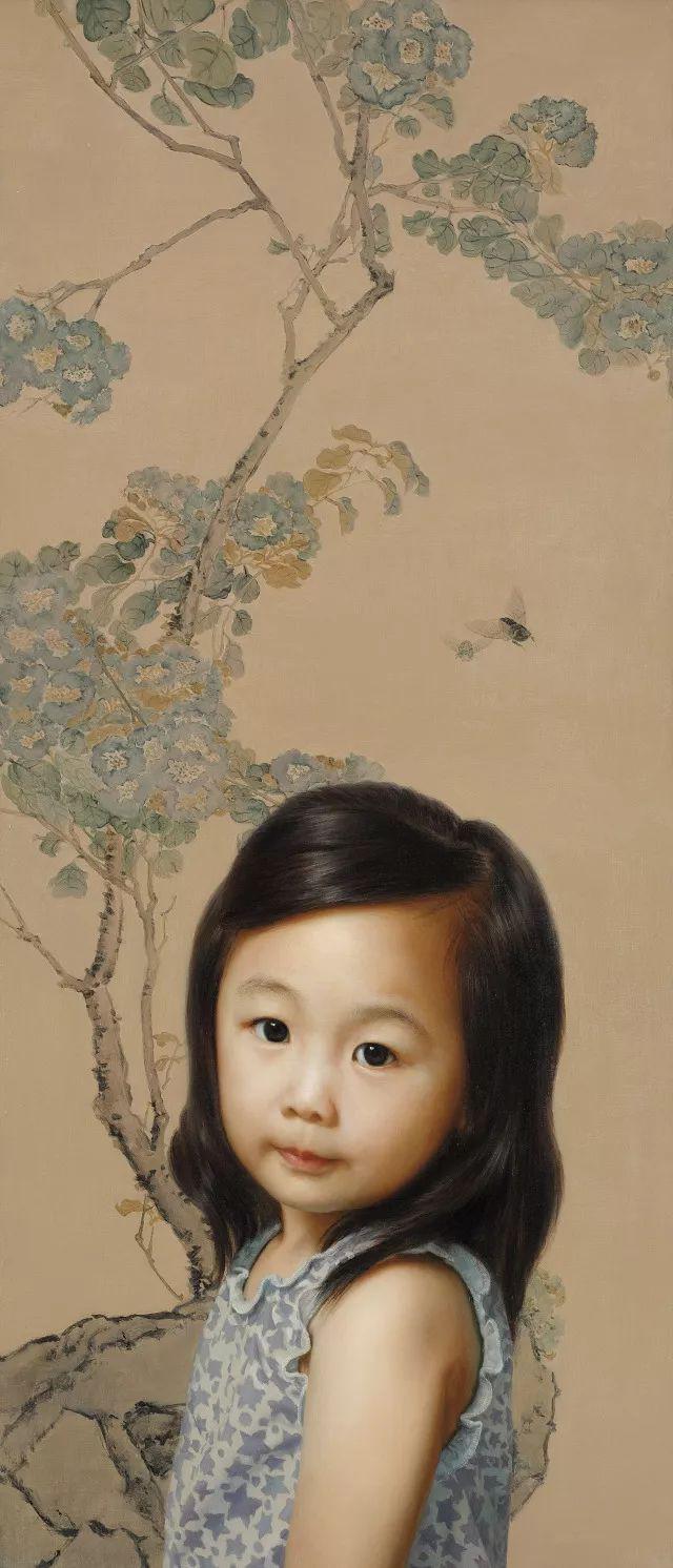 Ông bố biến con gái thành tiểu tiên nữ cổ trang trong tranh khiến nhiều người nể phục - Ảnh 17.