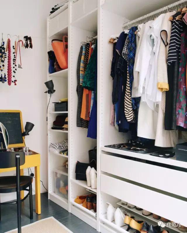 4 kiểu tủ quần áo vô cùng phong cách và tiện lợi cho ngôi nhà của bạn - Ảnh 18.