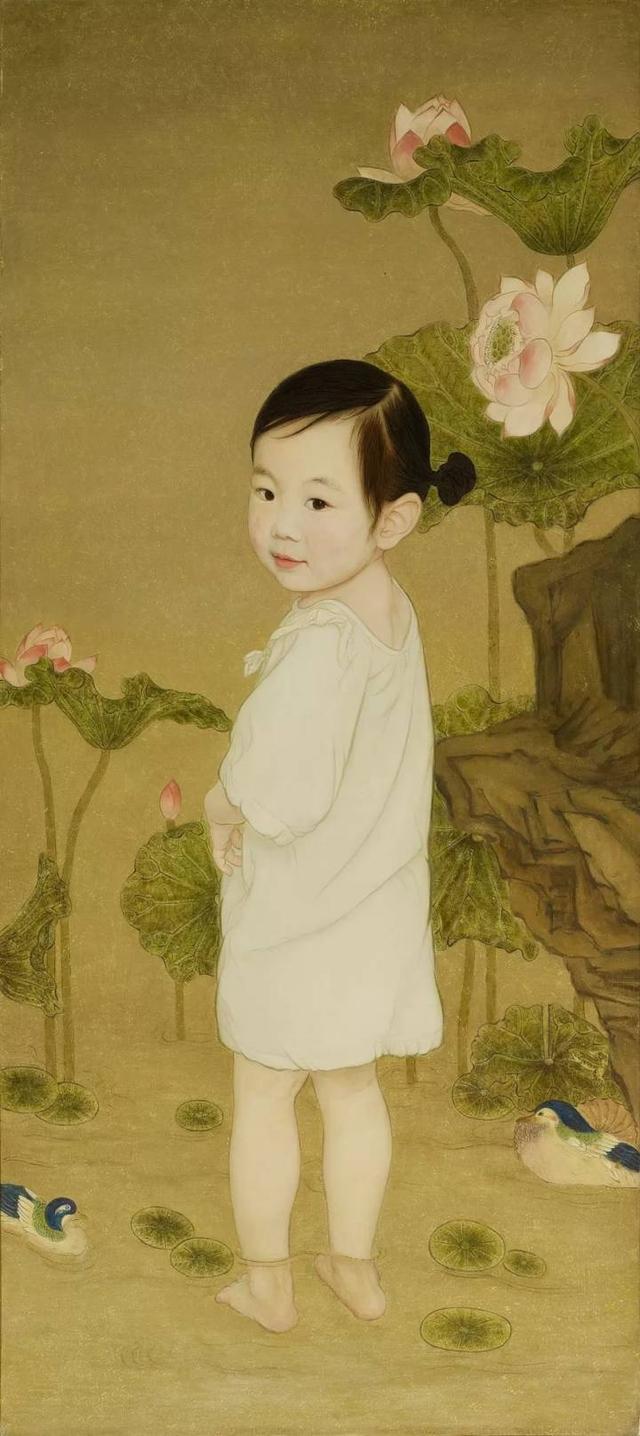 Ông bố biến con gái thành tiểu tiên nữ cổ trang trong tranh khiến nhiều người nể phục - Ảnh 19.