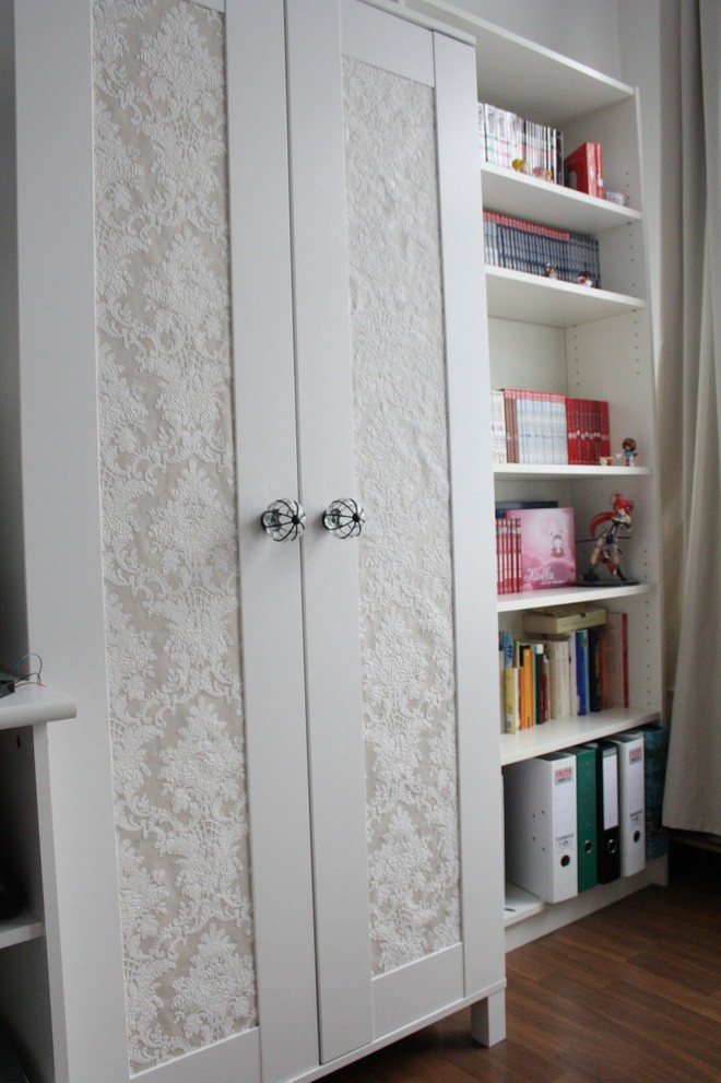 4 kiểu tủ quần áo vô cùng phong cách và tiện lợi cho ngôi nhà của bạn - Ảnh 3.