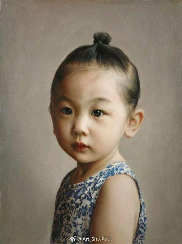Ông bố biến con gái thành tiểu tiên nữ cổ trang trong tranh khiến nhiều người nể phục - Ảnh 3.