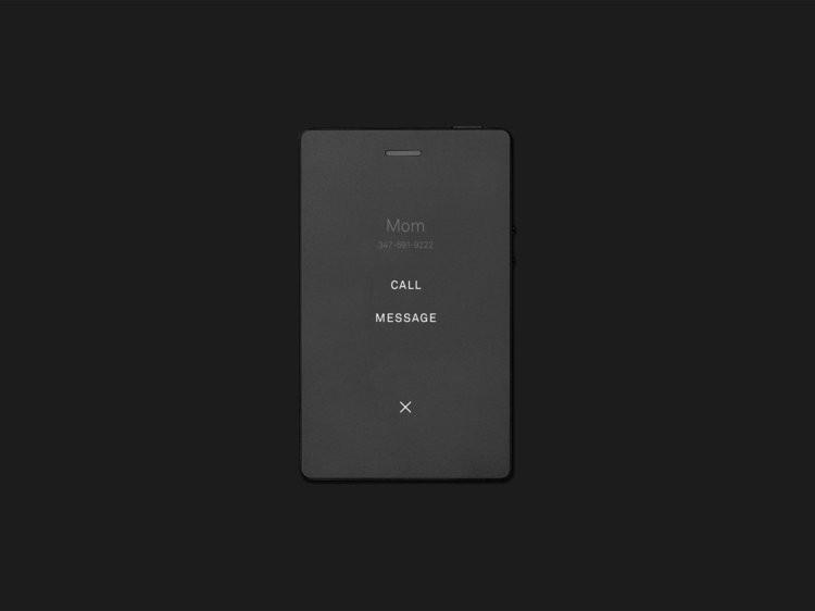Chiếc điện thoại đi ngược lại định nghĩa smartphone: đẹp đẽ nuột nà nhưng chỉ có đúng 4 tính năng - Ảnh 5.