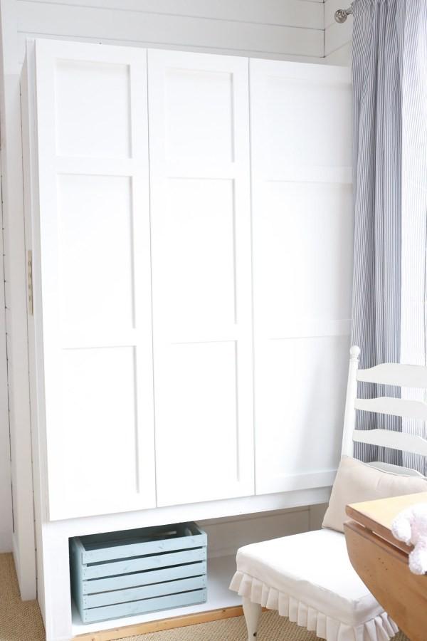 4 kiểu tủ quần áo vô cùng phong cách và tiện lợi cho ngôi nhà của bạn - Ảnh 10.