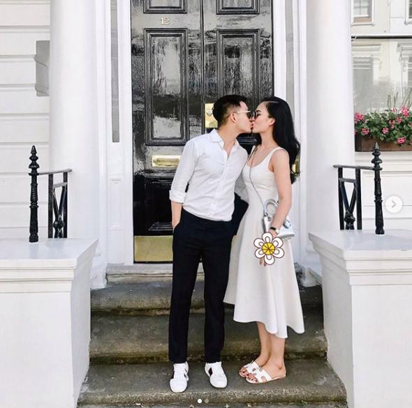 Quen nhau qua mạng, cô gái bay từ Hà Nội đến London để gặp bạn trai và câu chuyện tình yêu đẹp như mơ! - Ảnh 9.