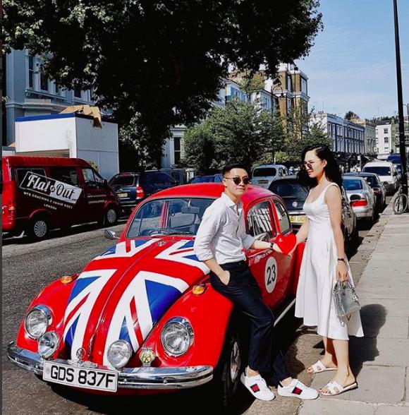 Quen nhau qua mạng, cô gái bay từ Hà Nội đến London để gặp bạn trai và câu chuyện tình yêu đẹp như mơ! - Ảnh 10.
