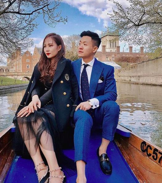 Quen nhau qua mạng, cô gái bay từ Hà Nội đến London để gặp bạn trai và câu chuyện tình yêu đẹp như mơ! - Ảnh 12.