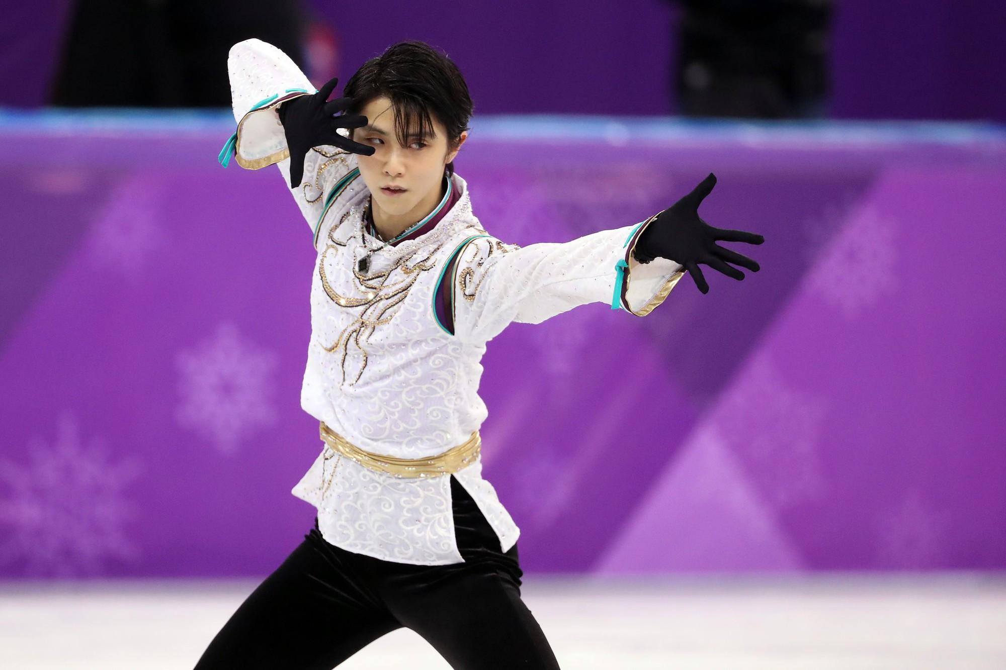 Clip: Yuzuru Hanyu vượt qua thảm họa động đất, chinh phục giấc mơ Olympic - Ảnh 2.