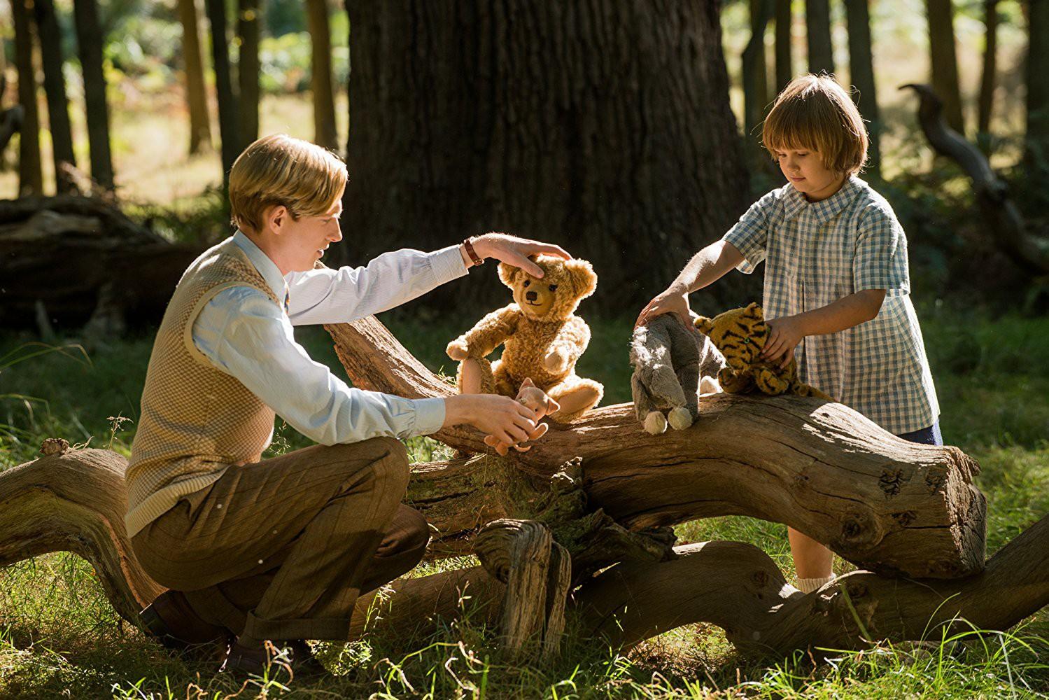 """Goodbye Christopher Robin: Hành trình trở về cùng gia đình và tuổi thơ mang tên """"Gấu Pooh"""" - Ảnh 5."""