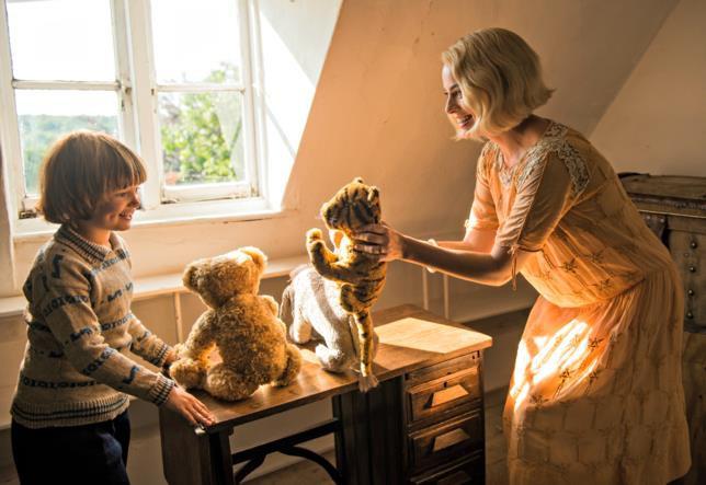 """Goodbye Christopher Robin: Hành trình trở về cùng gia đình và tuổi thơ mang tên """"Gấu Pooh"""" - Ảnh 9."""