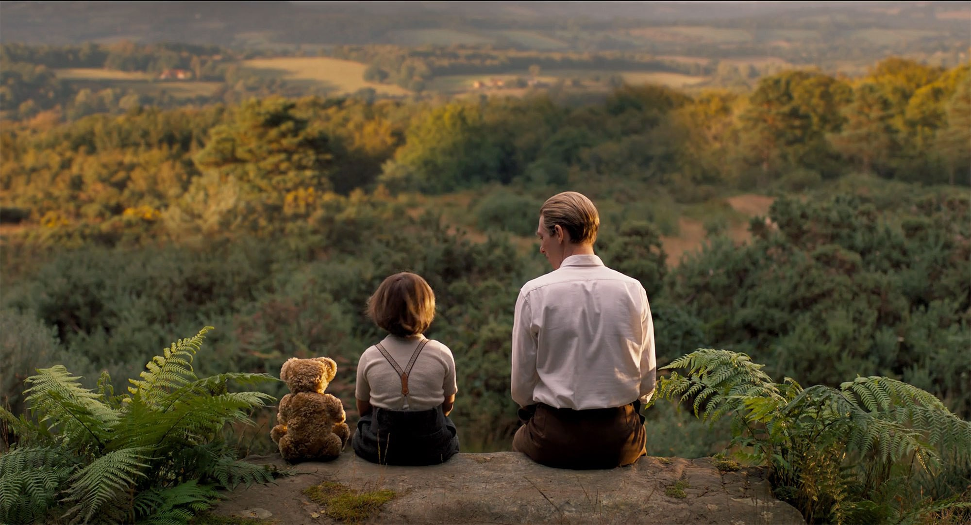 """Goodbye Christopher Robin: Hành trình trở về cùng gia đình và tuổi thơ mang tên """"Gấu Pooh"""" - Ảnh 10."""