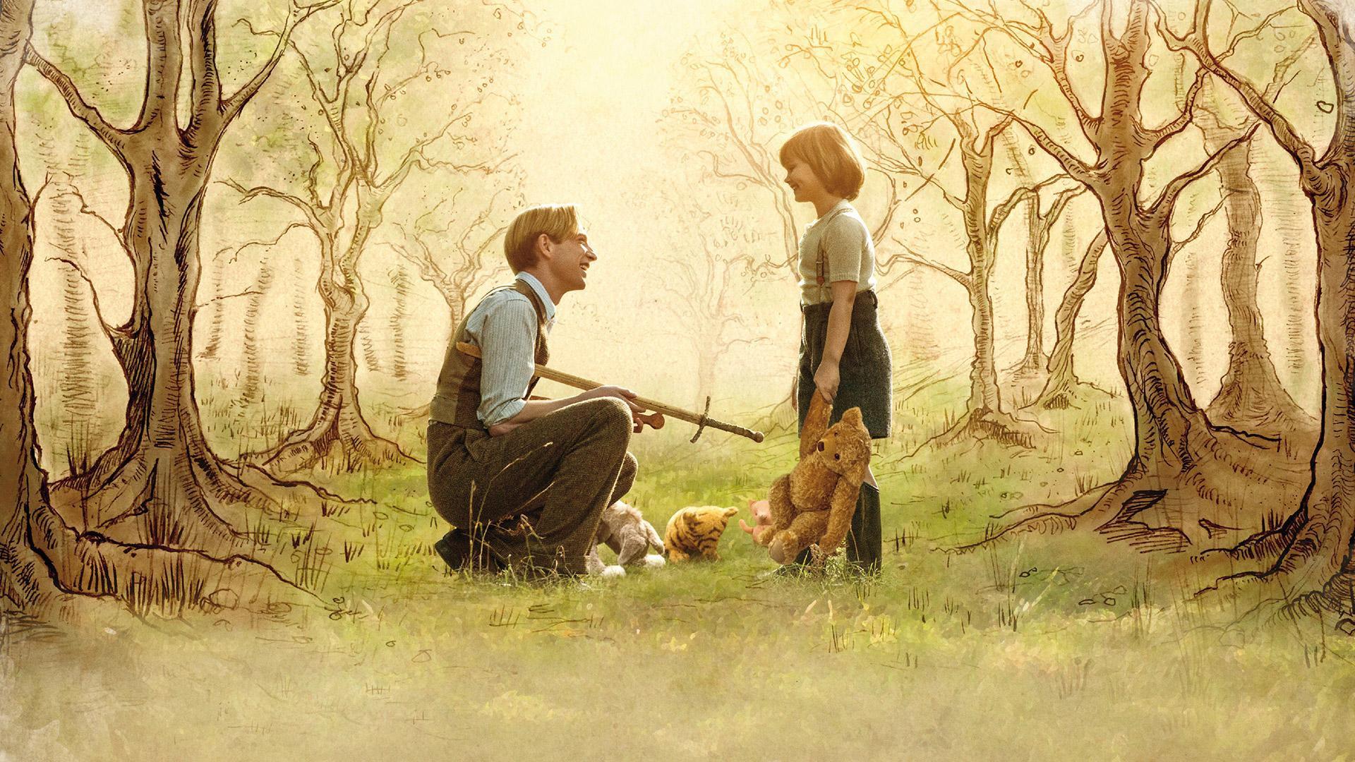 """Goodbye Christopher Robin: Hành trình trở về cùng gia đình và tuổi thơ mang tên """"Gấu Pooh"""" - Ảnh 11."""