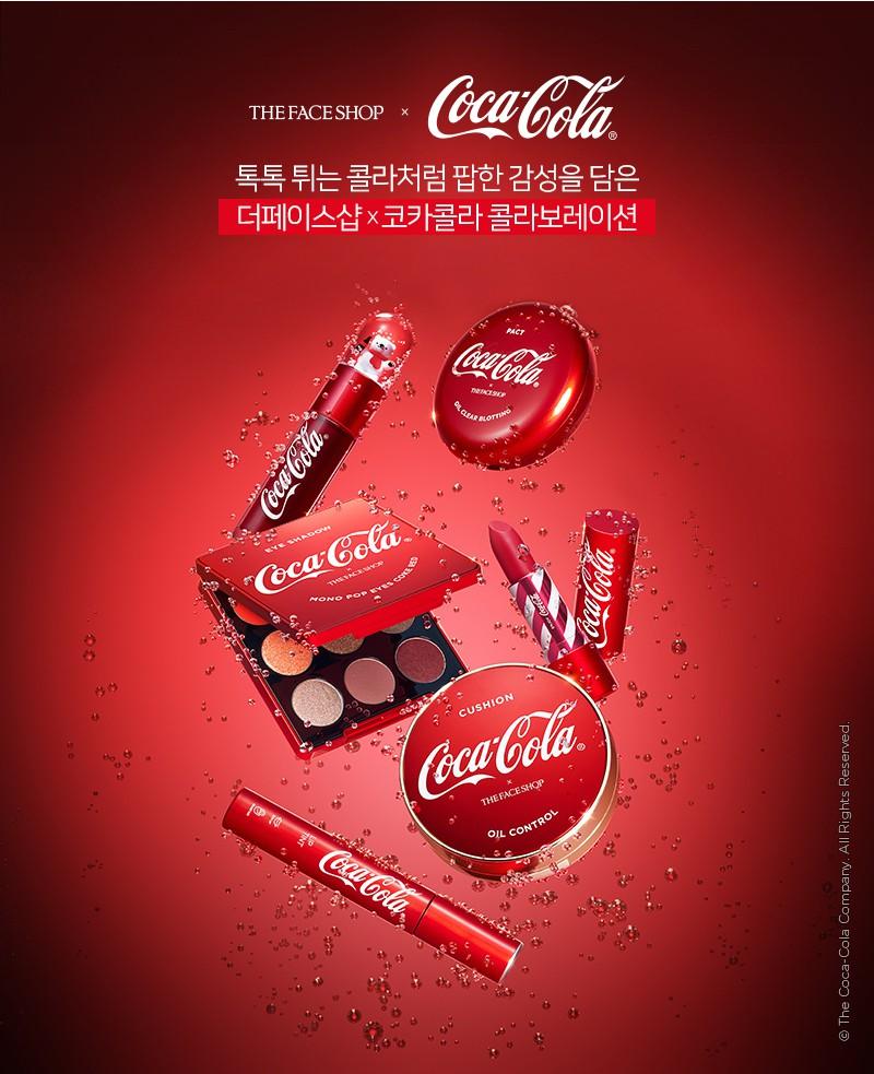 Vừa ra mắt, bộ sản phẩm của The Face Shop x Coca Cola đã được các tín đồ làm đẹp share rần rần - Ảnh 1.