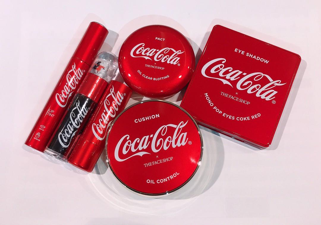 Vừa ra mắt, bộ sản phẩm của The Face Shop x Coca Cola đã được các tín đồ làm đẹp share rần rần - Ảnh 7.