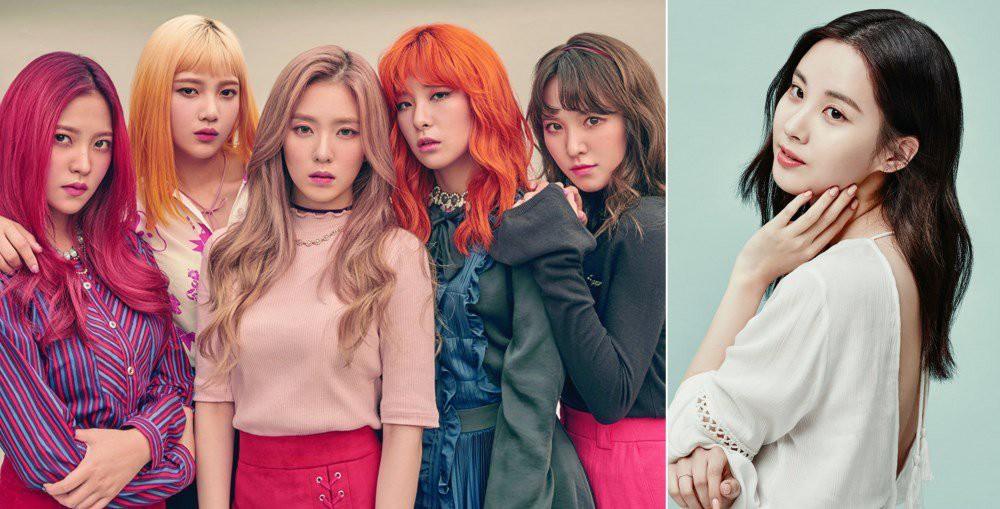 Red Velvet và Seohyun (SNSD) biểu diễn trong concert ở Triều Tiên