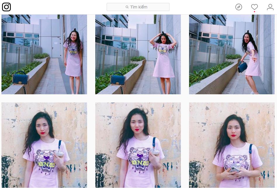 Dùng instagram như Hoà Minzy: đăng ảnh theo lố, không làm phụ lòng người chụp - Ảnh 4.