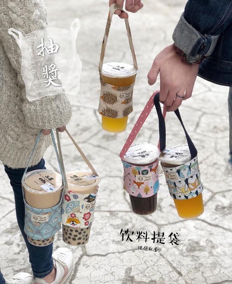 Dùng quai vải thay túi nylon đựng nước: đây là cách bảo vệ môi trường rất đáng yêu của giới trẻ Sài Gòn - Ảnh 4.