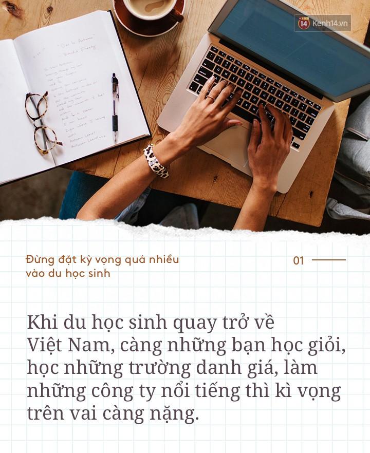 Giám đốc Facebook Việt Nam Lê Diệp Kiều Trang: Đừng đặt kỳ vọng quá nhiều vào du học sinh - Ảnh 1.