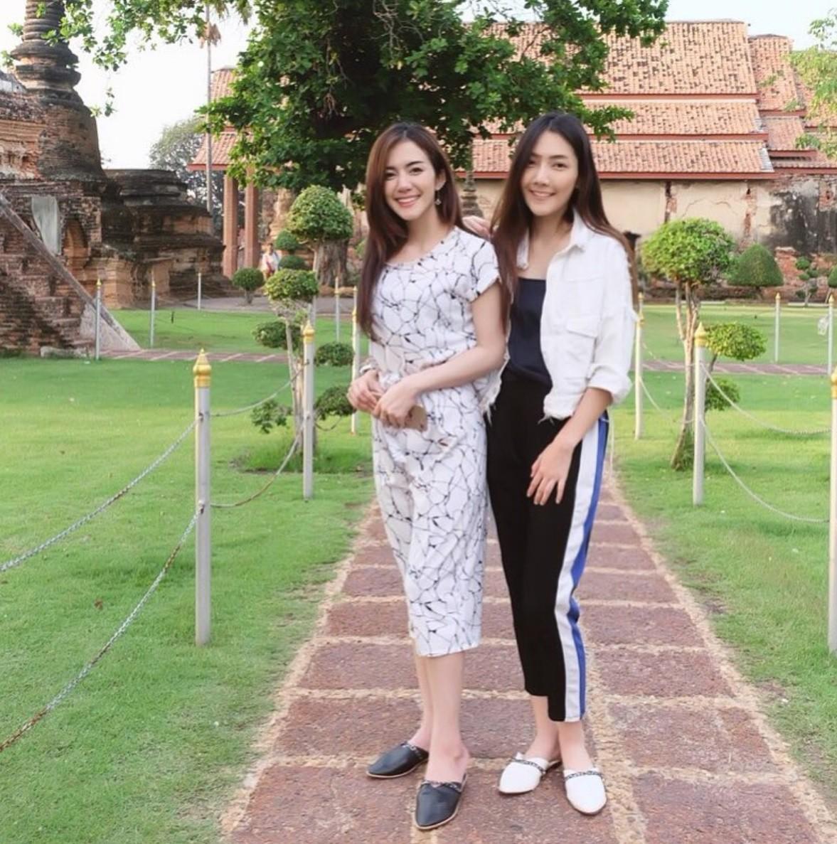 Cặp đồng tính nữ Thái Lan chưa bao giờ hết hot vì đã đẹp là phải đẹp cả đôi - Ảnh 7.