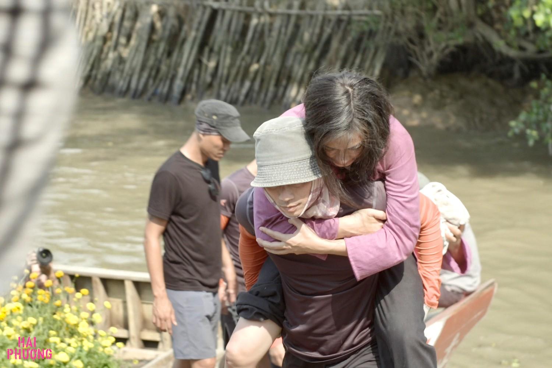 Ngô Thanh Vân gặp chấn thương nghiêm trọng khi đóng cảnh hành động ở Sa Đéc - Ảnh 6.