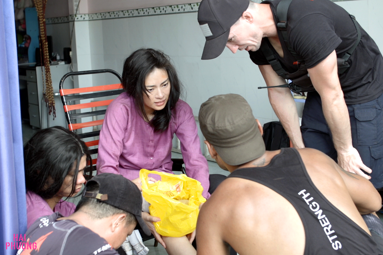 Ngô Thanh Vân gặp chấn thương nghiêm trọng khi đóng cảnh hành động ở Sa Đéc - Ảnh 4.