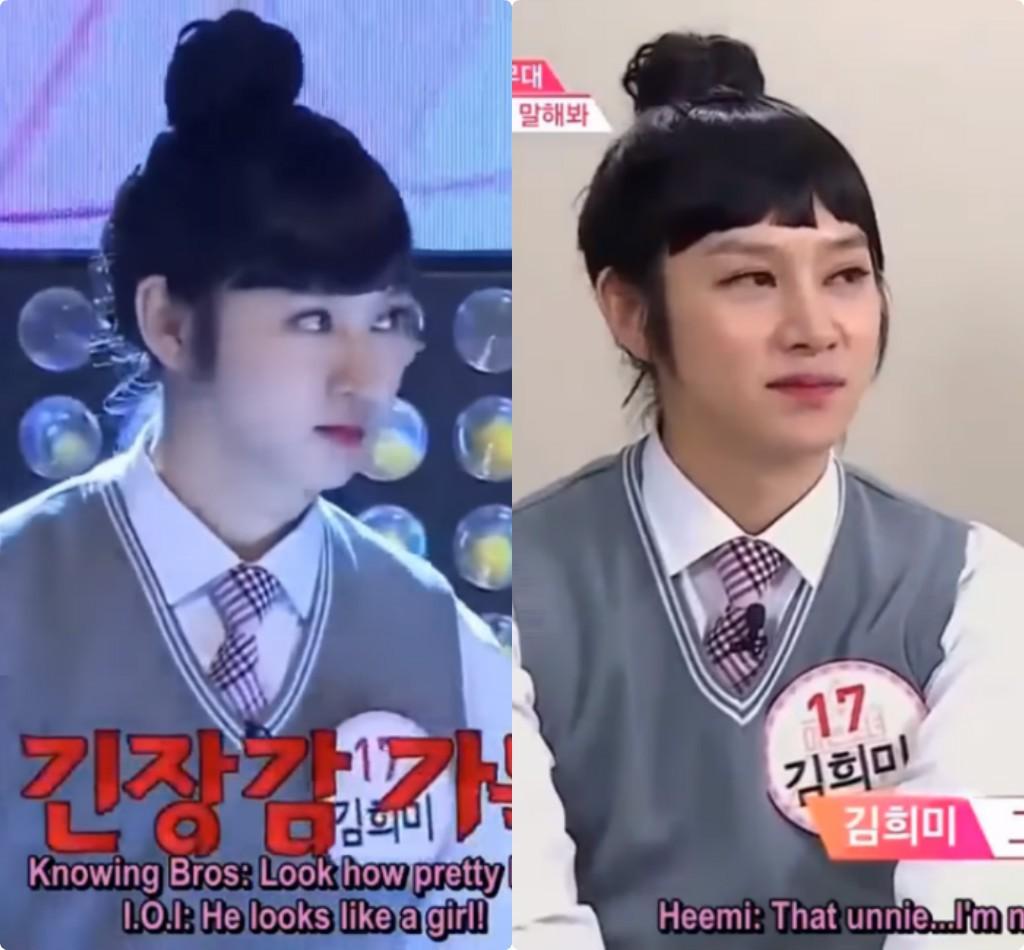 Choáng ngợp những màn giả gái thần sầu của siêu sao vũ trụ Kim Heechul trên các show truyền hình - Ảnh 1.