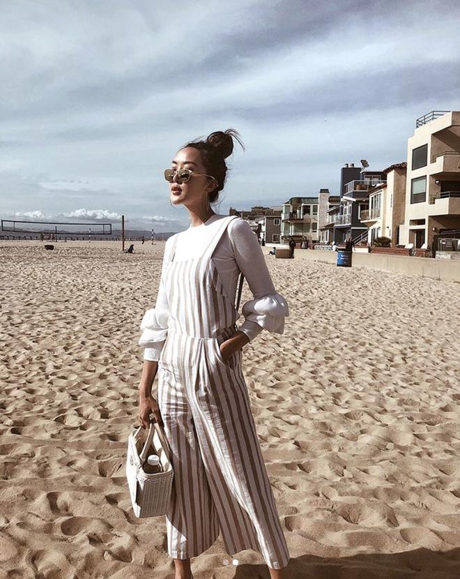 15 set đồ để bạn có thêm cảm hứng chọn trang phục cho chuyến đi du lịch mùa hè - Ảnh 15.